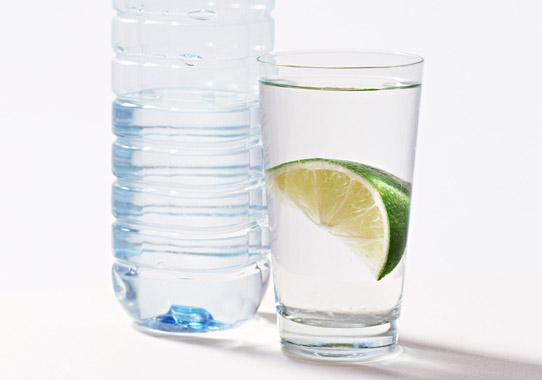 ケアに水分補給